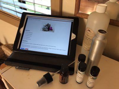 Photo From: Spray-on Deodorant