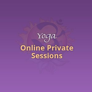Yoga Online Private Sessions