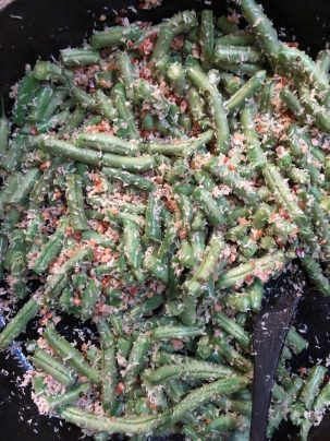 Photo From: Christine's Coconut Green Beans