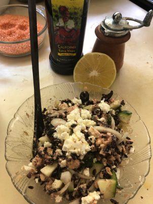Photo From: Mediterranean Salmon Salad