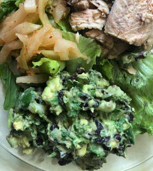 Photo From: Black Bean and Avocado Salsa