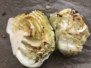 Photo From: Roasted Cabbage