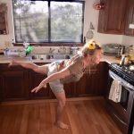 Photo From: Exercise Bits & Kitchen Yoga
