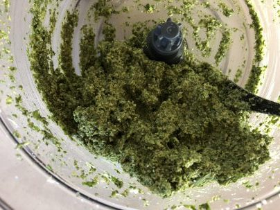 Photo From: Carrot Top Pesto