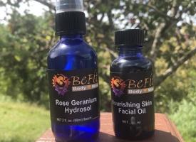 Nourishing Skin Facial Oil